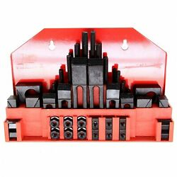Hfsr 58pc 5/8 Slot 1/2-13 Stud Hold Down Clamp Clamping Set Bridgeport Mill