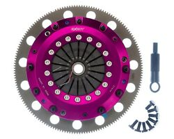 Exedy Racing Clutch ET04XD Hyper Multi-Plate Clutch Kit Fits 11 Mustang