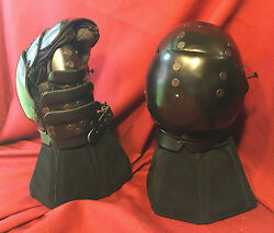 Heavy Armored Full Gauntlets by SPES HEMA WMA SCA Medieval Upgraded Thumb