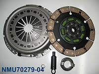 Dodge Valair Clutch 6spd 600HP NMU70279 04 ceramic clutch for nv5600 Performance $525.26