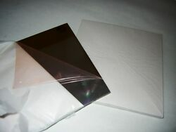 Laser Optics Laser Light Show Bounce Mirror 4quot; X 4quot; First Surface Mirror Only