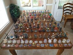 Disney Infinity Figurine Complete Collection