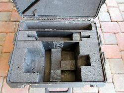 Pelican Hardigg Case With Wheels And Handle For Alura 45-250mm Lens