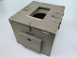 Transdyne Corp Test Shield Type G1 S/n 586 - Sold As-is