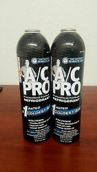 AC Pro Professional Refrigerant ACP-100 Leak Sealer - 20oz  Two Pack