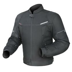 L Large Dririder Climate Control 3 Sports Jacket All Seasons Vented Motorbike
