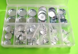 Chry Dodge Jeep Ply 124 Assorted Freeze Expansion Plugs Zinc Plated Steel Engine