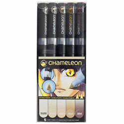 30 Chameleon Color Tone Markers 6 Sets Primary Skin Warm Floral Blue Nature New!