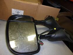 New Ford 4c3z-17682-eaa Super Duty Rh Right Mirror Assembly Free Shipping