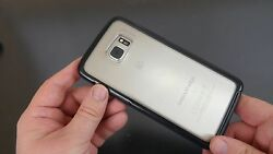Otterbox Galaxy S7 Edge Symmetry Clear Case - Brand New Condition. Free Shipping