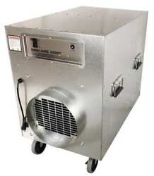 OMNITEC DESIGN INC. OA2000CBF Negative Air Machine18 in x 24 inBag