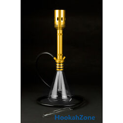 20 Super Modern Unique Gold Hookah Style Silicone 1 Or 2 Hose Diffuser