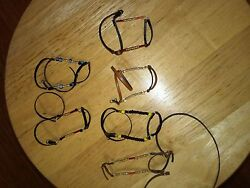 Breyer Custom bead  tack lot halters bridles