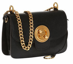 100% Authentic YSL Yves Saint Laurent Suede Small Studded Bucket Bag Tag $1390