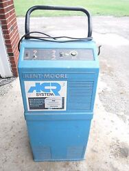 KENT-MOORE ACR3 SYSTEM AIR CONDITIONING REFRIGERANT RECOVERY & RECYCLING SYSTEM