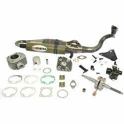 Thermal Unit Racing Shaft Carb Silencer Mbk 50 New Sorriso 1995-1996