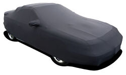 New 1994-1998 Ford Mustang Coupe And Convertible Indoor Car Cover - Black