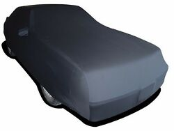 New 1986-1993 Ford Mustang Fastback Gt Indoor Car Cover - Black
