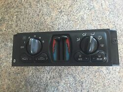 2004-2005 Chevy Impala Monte Carlo Heater AC Climate Control OEM Part #09379021