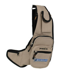New Michelin Pro3 Canvas Small Over Shoulder Messenger Bag $7.95