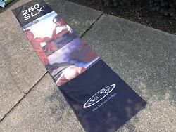 Searay 250 Slx Cloth Banner Measures 23 1/2 Wide By Approx. 106 Long Used