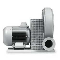 Regenerative Blower7.5 HP1342 CFM FUJI ELECTRIC VFT60-2