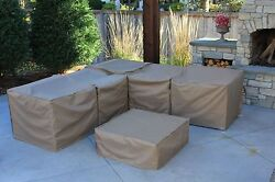 New Waterproof Outdoor Patio/garden Furniture Table And Chair Set Storage Covers
