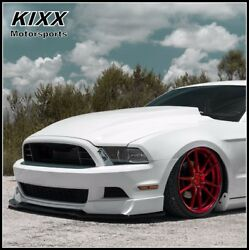 20 Rohana Rf2 20x10 20x11 Red Forged Concave Wheels For Ford Mustang Gt