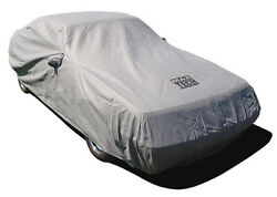 New 1979-85 Ford Mustang Fastback And Gt 4-layer Outdoor Car Cover - Gray