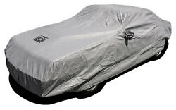 New 1979-85 Ford Mustang Coupe And Convertible 4-layer Outdoor Car Cover - Gray