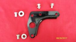 63-67 Triumph T100c Tr6c Speedo Bracket 97-1668 W/spacers And Sleeve Nuts Uk Made