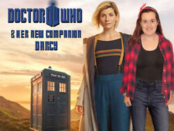Custom Shirt With Jodie Whittaker And Tardis Made From Your Photo Doctor Who 13