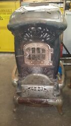 Sunshine Air Tight Parlor Stove Antique