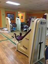 gym equipment  Nautilus Physical therapy business moving home gym exercise