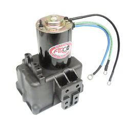 Trim Motor And Reservoir Arco Mercruiser 1984 And Below Volvo Early 3 Wire Ring Term