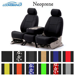 Coverking Custom Front Row Seat Covers Neoprene Choose Color $249.99
