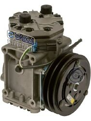 NEW ET210L YORK AC COMPRESSOR W 2WIRE 2GRV 6in 12V CLUTCH