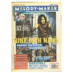 Melody Maker Magazine December 5 1992 Npbox200 Nine Inch Nails - Afghan Whigs