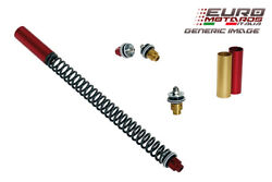 Honda Hornet 600 1998-2002 Mupo Front Fork Hydraulic And Spring Upgrade Kit New