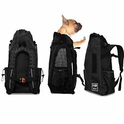 K9 Sport Sack AIR  Pet Carrier Backpack For Small and Medium Dogs  Front Facin