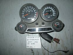 Zx600-a Speedometer / Tachometer Assembly