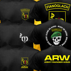 Ireland Irish Arw Army Ranger Wing Special Force Ops Army Military T-shirt