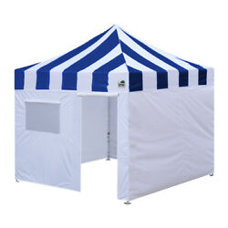 Beyond Carnival 10X10 EZ Pop Up Canopy Party Beach Tent wSide Walls