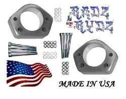 1982-2004 S10 Sonoma Blazer Jimmy S15 Ball Joint Spacers For 2.5 And Up Lift Kits