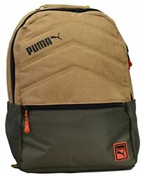 PUMA Men's Ready Backpack Olive One Size