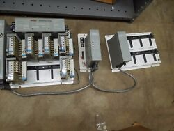 Funas 96 Programmable Controller System W/ 3 Input And 3 Output Modules Processor