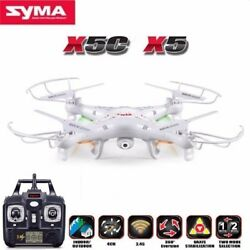 Syma X5c Upgrade Version Rc Drone 6-axis Remote Control Helicopter Quadcopter