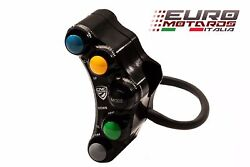 Cnc Racing Left Handlebar Switch Race Use For Ducati Streetfighter 848 1098 /s