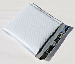 2000 Hardshell 7.5x10 Dvd Tuff Poly Bubble Mailers Self Seal Honeycombs Dimples