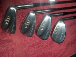 MasGregor VIP Curtis Strange Limited Edition #07271000.1-SW Iron Set-RARE